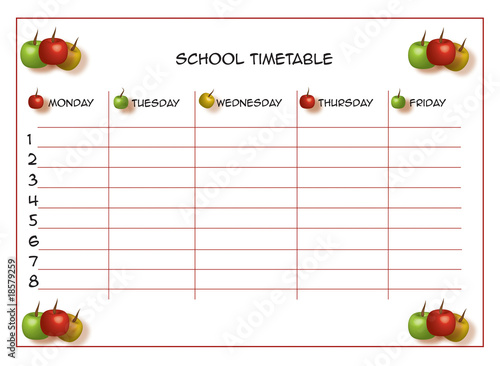 timetable for students 2 3 Timetable is something which is very important for students to maintain consistency i will never recommend a class 9th student to study.