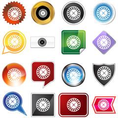 Roulette Variety Set