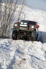 a 4X4 Jeep