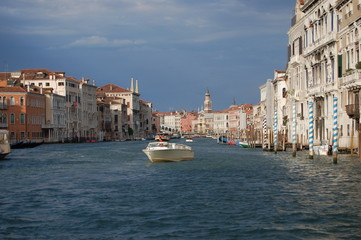 Fototapeta Canal Grande - Wenecja obraz