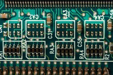 Blue Circuit