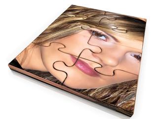 puzzle de femme