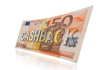 rabatt cashback 50 euro geld