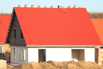 Rote Dachziegel bilder und suchen quot frankfurter pfanne quot