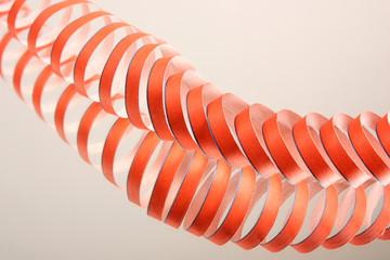 Papierschlange