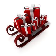 Cadeau luge