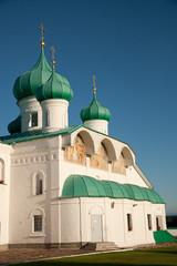 Russian orthodox church in Karelia