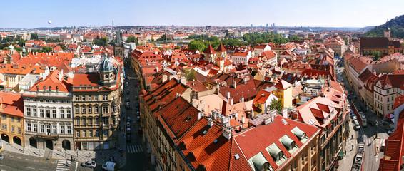 Prague .panorama