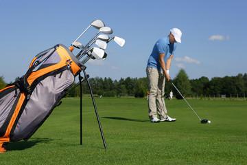 Freizeitsport Golf