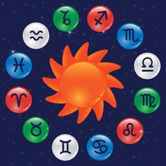 Color zodiac