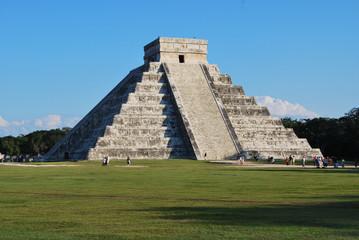 Fototapeta Maya pyramid obraz