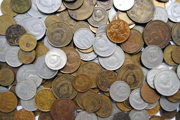 The Money close-up.