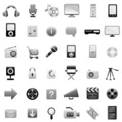 big set of web icons 1