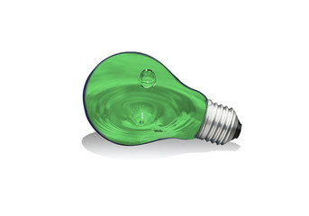 Ampoule à goutte