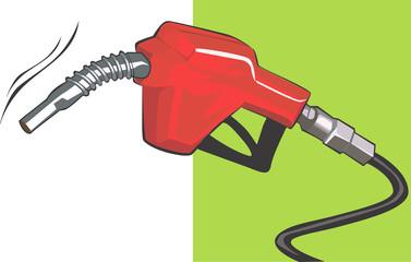 Illustration of a reed fuel filler