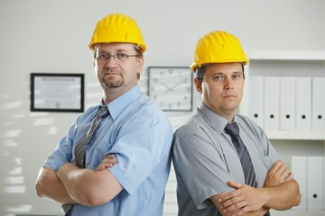 Portrait of architects