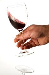 red wine degustation