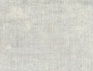 Blank white canvas texture, 16.7 MB