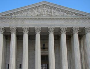 Cour suprême, Washington DC