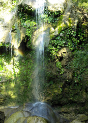 waterfall, Salto de Arco Iris, Soroa, Cuba