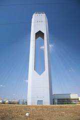 back tower solar power