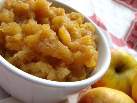 Compote de pommes maison-6131