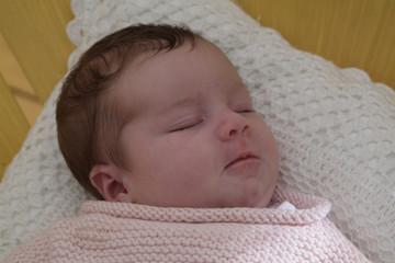 Baby, Säugling - schläft