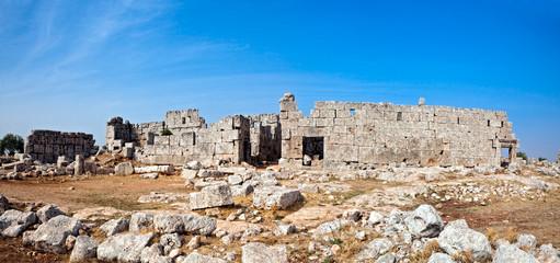 Syria - The Dead Cities, Qalb Lozeh