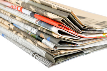 Newspapers stack_1