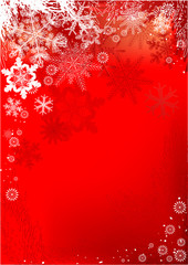 red beautiful background