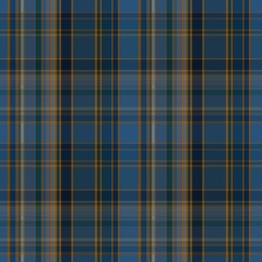Seamless plaid dark vector pattern