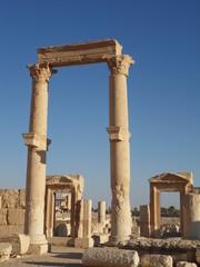 Palmyra Kolonadenstrasse
