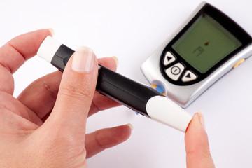 Análisis de azúcar en sangre