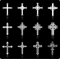 religious cross design collection