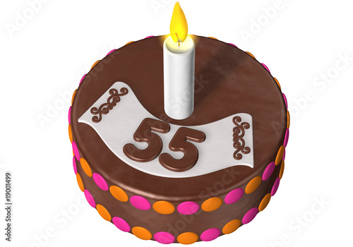 Birthday Cake 55 Stock Photo And Royalty Free Images On Fotolia
