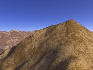 Ödes Gebirge
