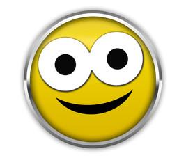 Smiley lachendes Gesicht