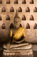 Buddha images at Wat Sisaket.