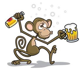 Macaco Bêbado