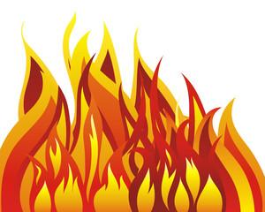 flame pattern