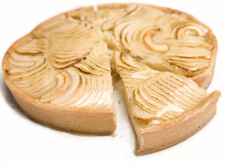 Christopher Columbus Grilled Apple Pie Recipe — Dishmaps