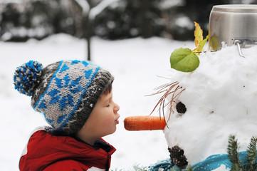 Schneekuß
