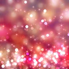 ピンク色の光の背景