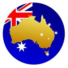 button Australia