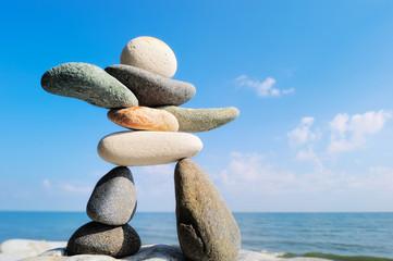 Symbolical stones