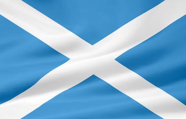 Flagge von Schottland