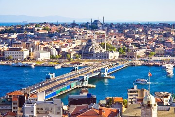 Bridge over Golden Horn, Istanbul