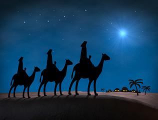 Bethlehem Christmas Wise Men