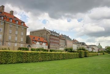 jardin du château de Rosenborg