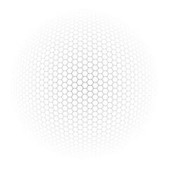 ball background - vector illustration